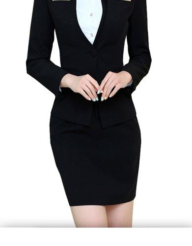 saia social fem secretaria gerente advogada formal kit100