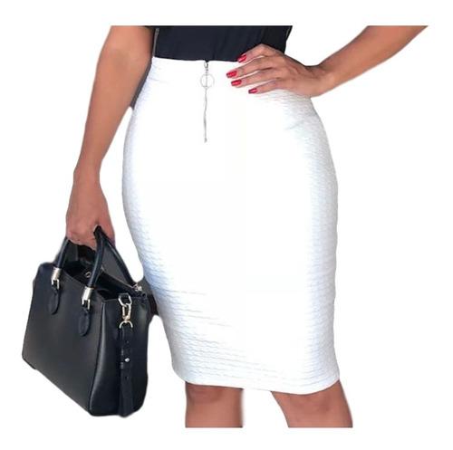 saia social secreta feminina moda evangelica super promoção