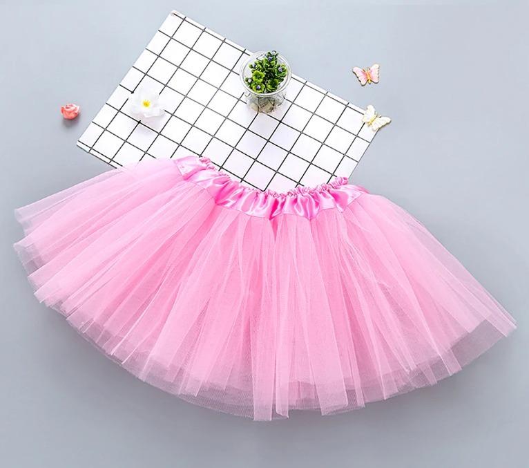 07691fb63f Saia Tule Tutu Infantil Ballet Bailarina Fantasia !! - R  42