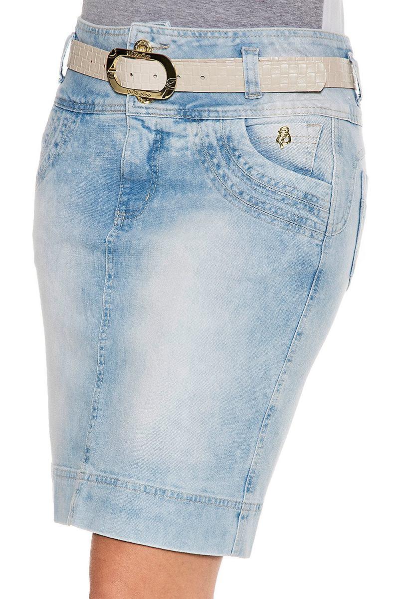 3e0fa201f saia zíper frontal via tolentino jeans moda evangélica. Carregando zoom.
