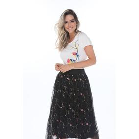 c8379973dd3 Saia De Tule Longa Para - Saias Femininas ao melhor preço no Mercado ...