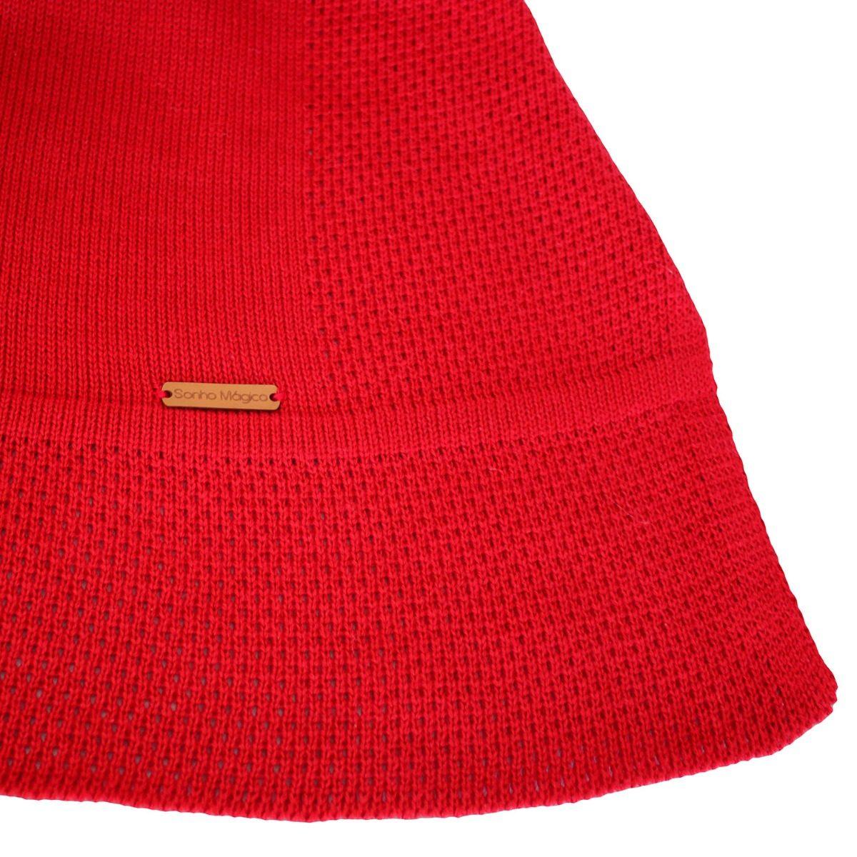 f4daaeff994d8 saída de maternidade sonho mágico masculina tricô vermelho. Carregando zoom.