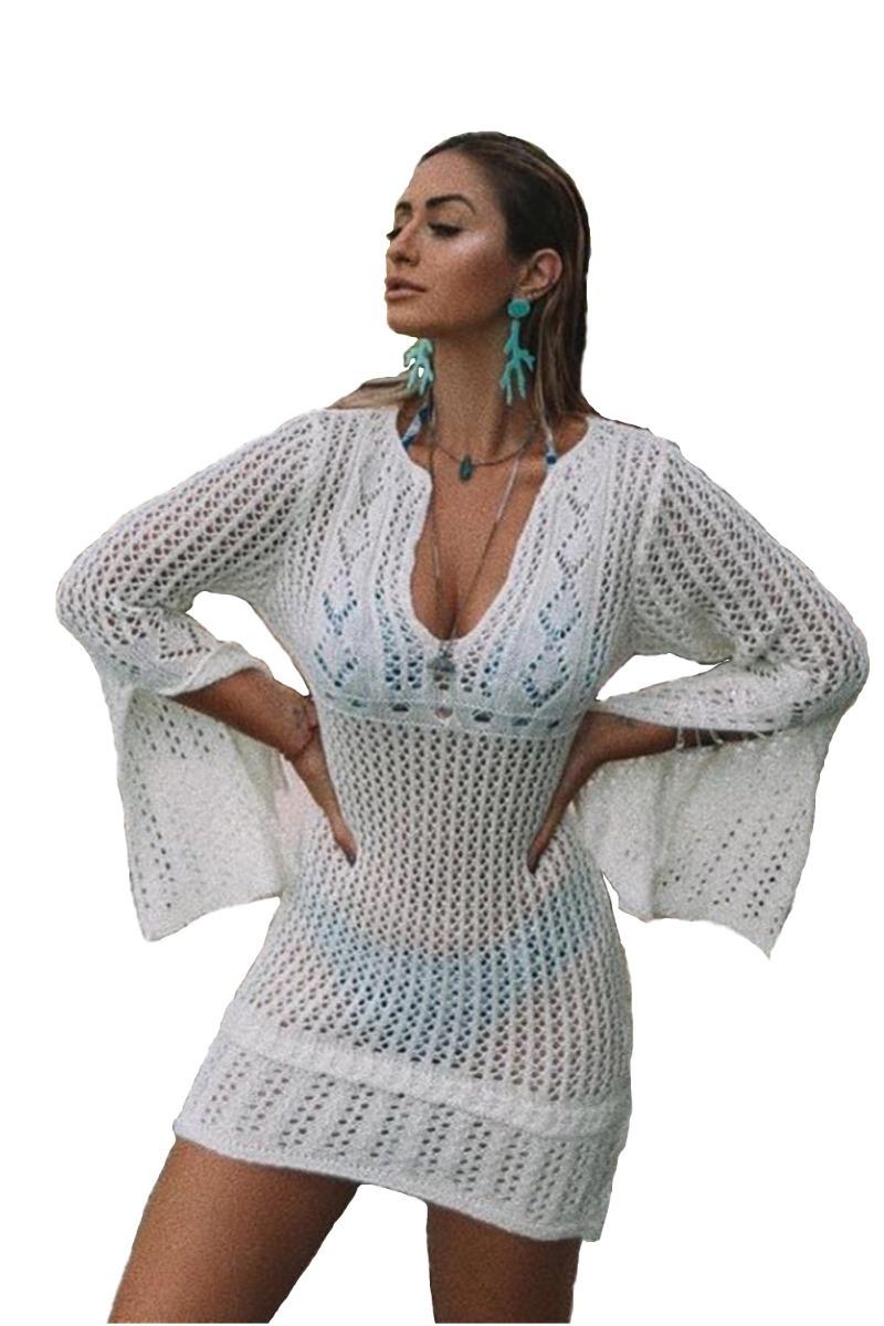 crochê tricô tricot renda moda blogueiras 541. Carregando zoom. 8422dd40611
