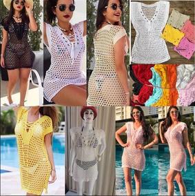 9229261c1bb4 Saida De Praia Croche 2015 no Mercado Livre Brasil