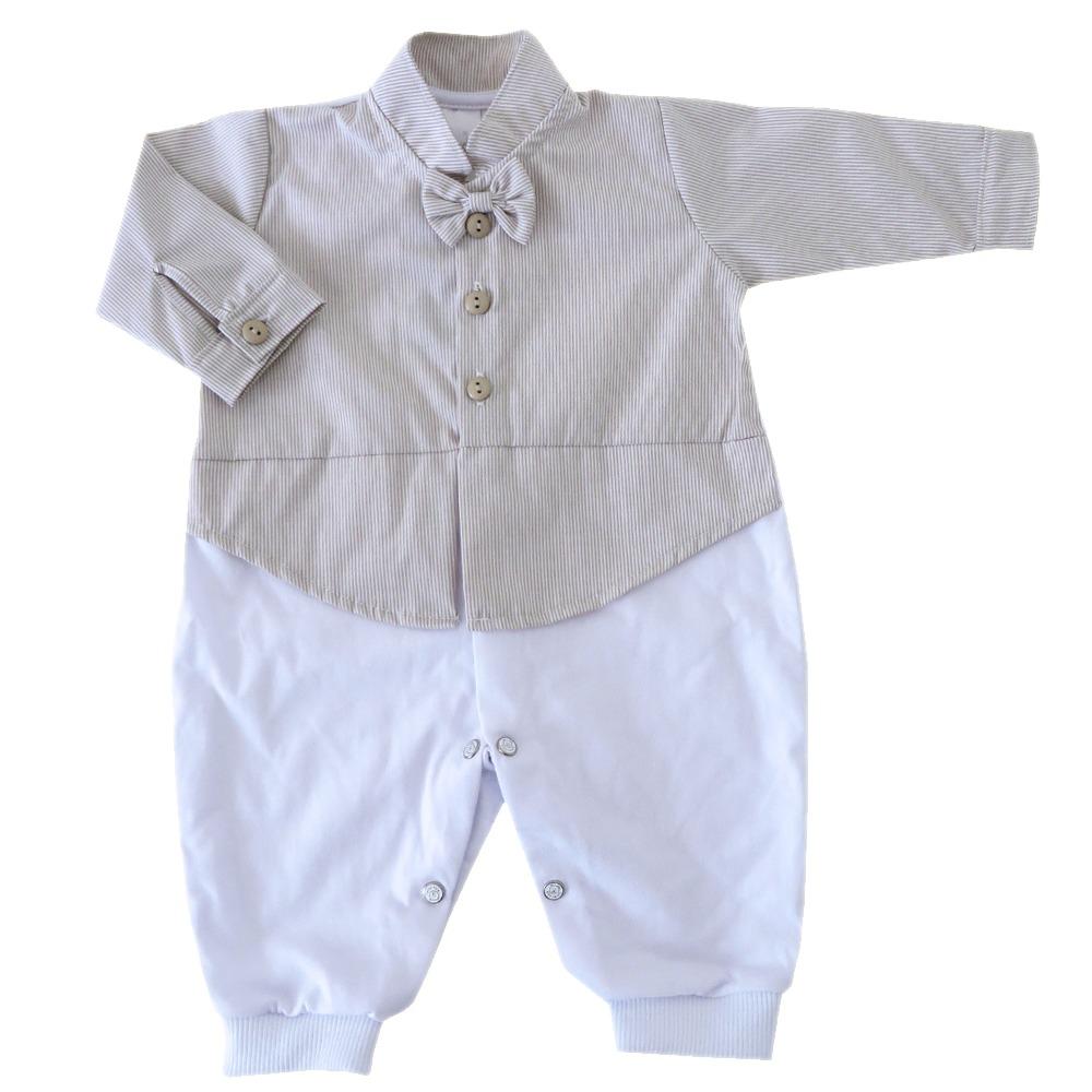 5adb2e1fdb707 saída maternidade e roupa batizado bebê menino 4 pçs fofinho. Carregando  zoom.