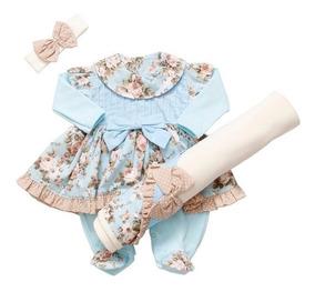 52677a6aa Saida De Maternidade Dayane Baby - Roupas de Bebê no Mercado Livre Brasil