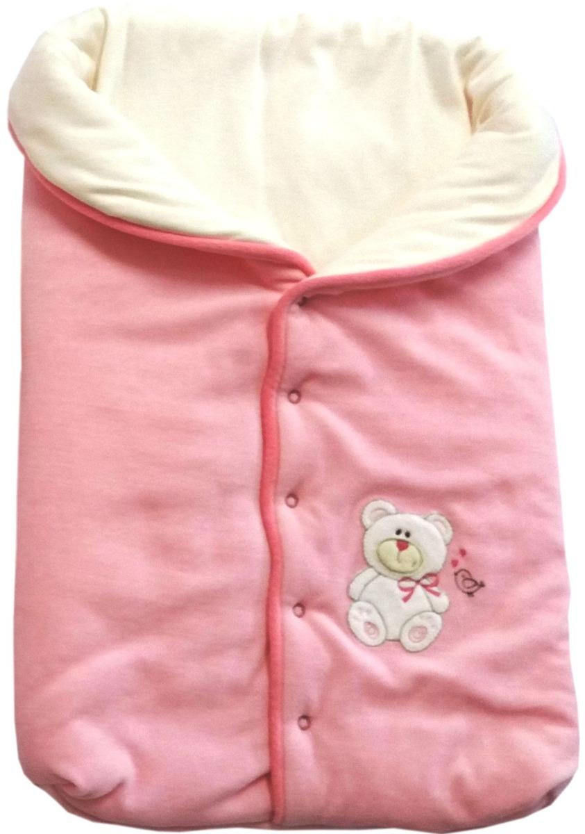 b8fce441121f0 saída maternidade - macacão+saco de dormir + boina rosa ursa. Carregando  zoom.