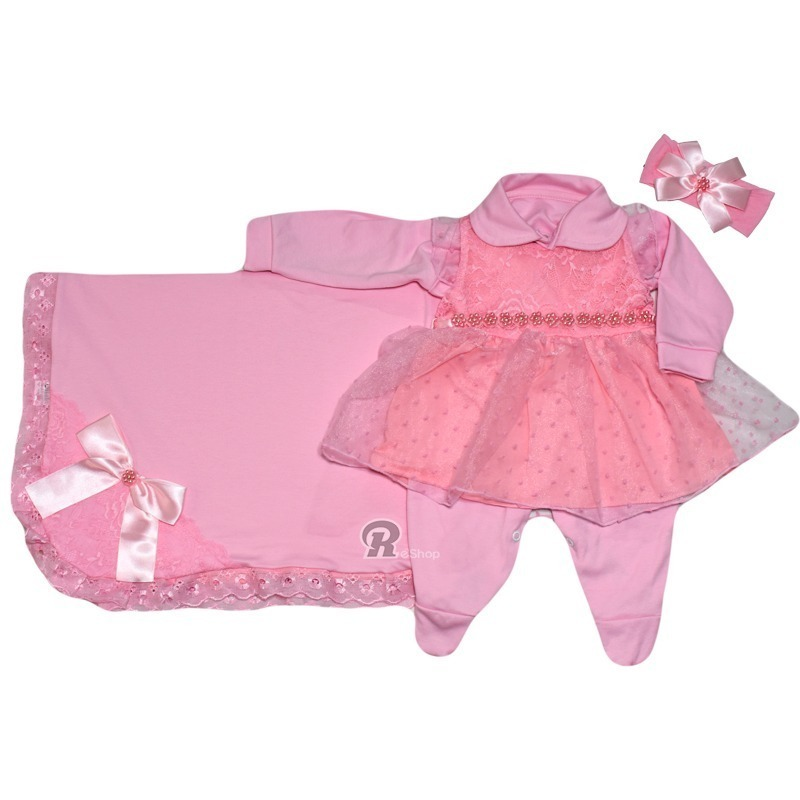 2325293b8 Saída Maternidade Princesa Tule C vestido Em Renda E Pérolas - R ...