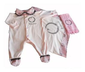 a489b2976 Kit Bolsa Maternidade Personalizada Lavinia - Roupas de Bebê no ...