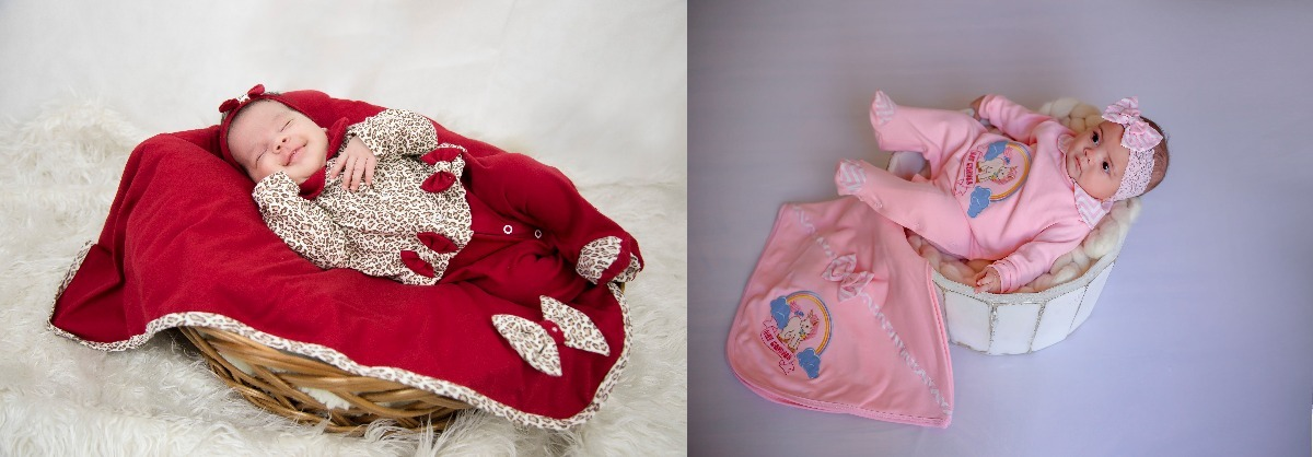 saída maternidade vermelha menina + rosa unicórnio. Carregando zoom. 88a1c26352e