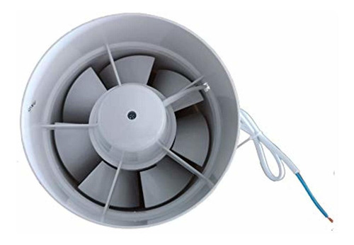 sailflo exhaust fan 6 inch inline duct booster