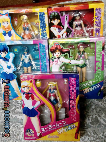 sailor moon - figuarts