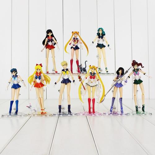sailor moon figuras