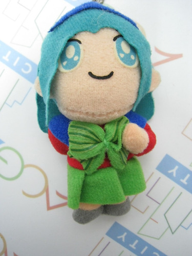 sailor moon plush - sailor netuno - michiru - importado