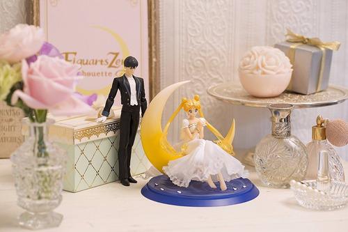 sailor moon princess serenity - figuartszero chouette bandai