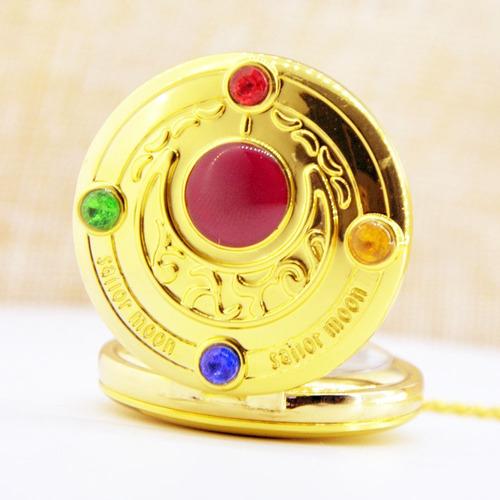 sailor moon  - reloj de bolsillo b