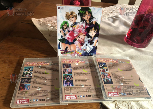 sailor moon: sailor stars bluray box