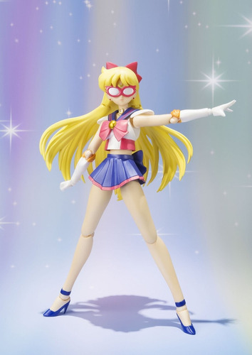sailor moon sailor v - bandai s.h.figuarts