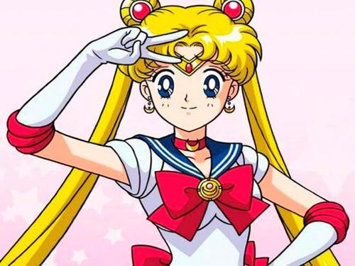 sailor moon serie completa