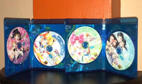sailor moon serie completa bluray/consolas latino hd 1080p