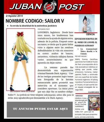 sailor moon talk box # 2 mercury con dvd sailor moon r pelic