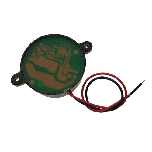 saim lzq-3022 zumbador de sonido de alarma electrónica dc 1
