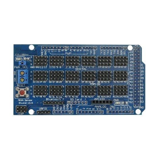sainsmart mega sensor shield v2 para arduino uno mega1280