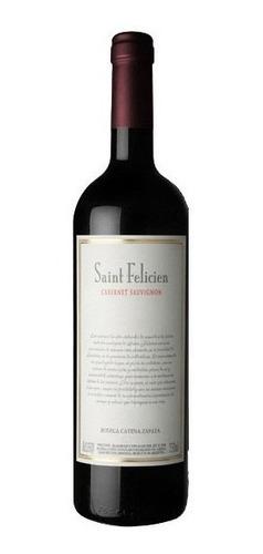 saint felicien cabernet sauvignon - bodega catena zapata