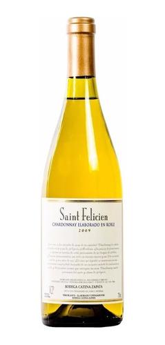 saint felicien chardonnay elaborado en roble 375ml
