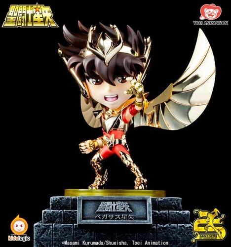 saint seiya cbc - seiya gold original!!! (edición especial)