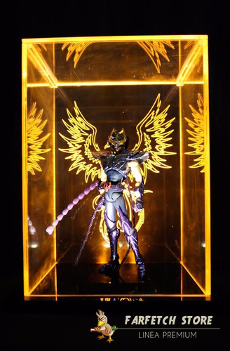 saint seiya myth cloth ex premium box 5 bronces (farfetch)