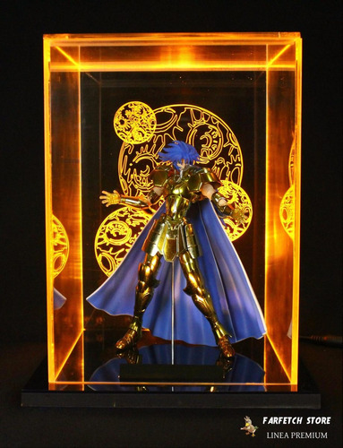 saint seiya myth cloth ex premium box (farfetch store)
