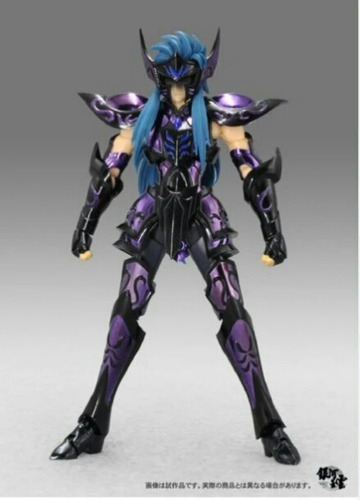 saint seiya myth cloth ex2.0 hades aquarius camus.