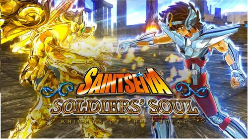 saint seiya soldiers soul en español - pc digital