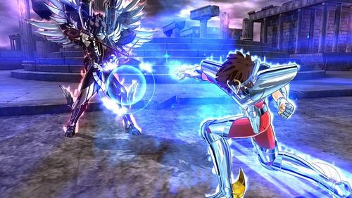 saint seiya soldiers' soul juego ps3 digital original oferta