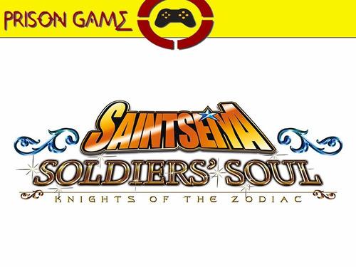 saint seiya soldiers soul | ps3 | entrega inmediata