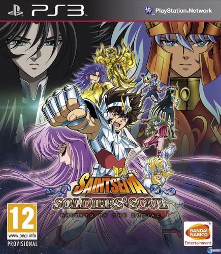 saint seiya soldiers soul ps3 juego digital i torrbian games