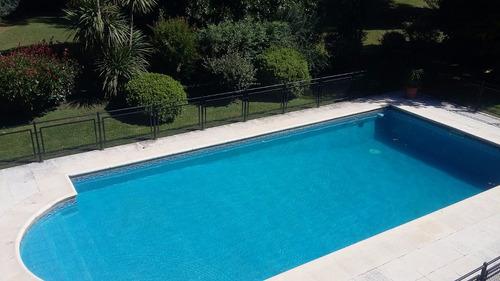 saint thomas norte - 5 dorm, lote 1600 m2, piscina, parque!