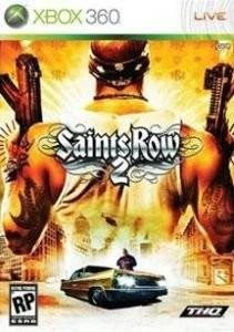 saints row 2. xbox 360. nuevo y sellado