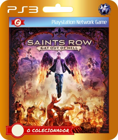 saints row gat out of hell (cód id ps3)