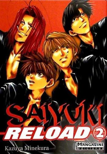 saiyuki reload 02(libro shonen (acci¿n - juvenil))