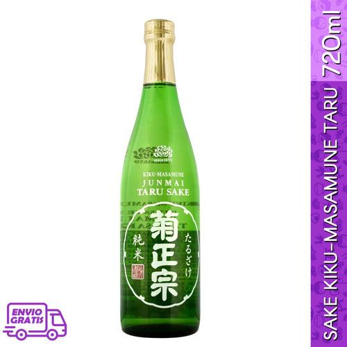 sake kiku-masamune taru (vino de arroz) 720ml