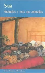 saki - animales y más que animales . cuentos