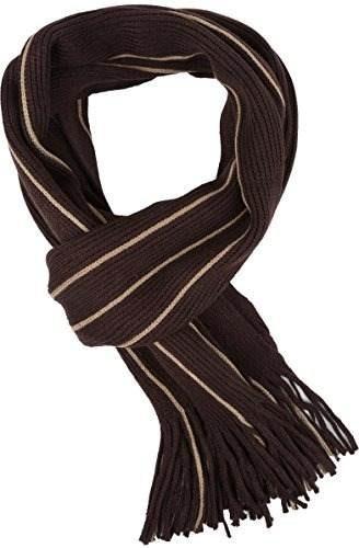 sakkas 1591 - bloque de color rayado rhyland bufanda de invi