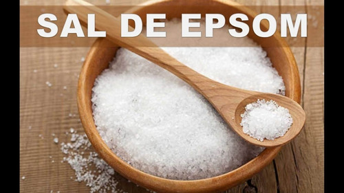 sal de epsom (uso cosmético) 1 kg