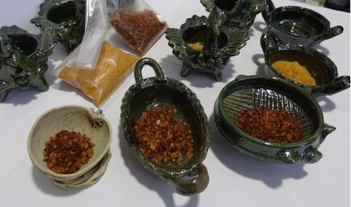 sal de gusano artesal 250gr