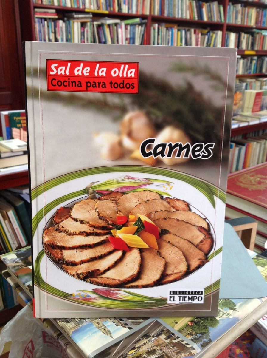Sal de la olla cocina para todos carnes recetas 32 for Cosina para todos