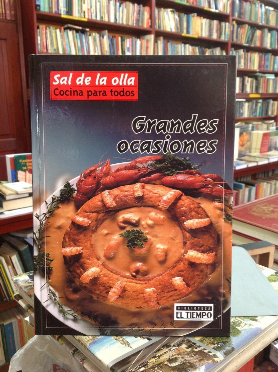 Sal de la olla cocina para todos grandes ocasiones receta en mercado libre - Cocina para todos ...