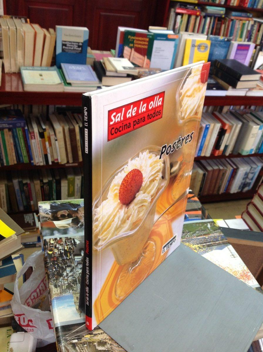 Sal de la olla cocina para todos postres recetas en mercado libre - Cocina para todos ...