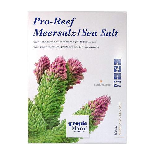 sal marinho tropic marin pro-reef 4kg 120l